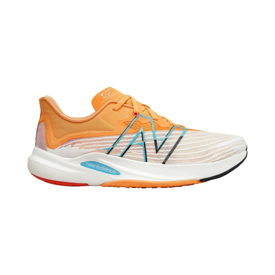 New Balance Men's Fuelcell Rebel V2 Road Running Shoes, product, variation 1