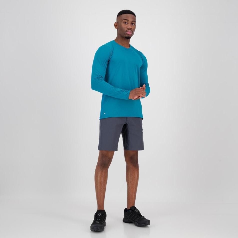 First Ascent Men's Corefit Run Long Sleeve, product, variation 7