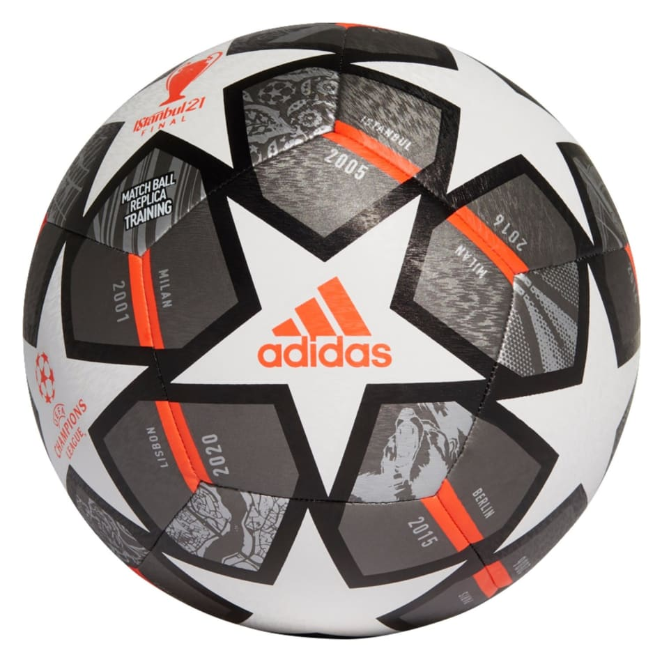adidas UEFA Champions League TRN Soccer Ball, product, variation 1