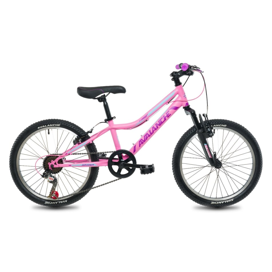 "Avalanche Girls DeltaOne 20"" Bike, product, variation 1"