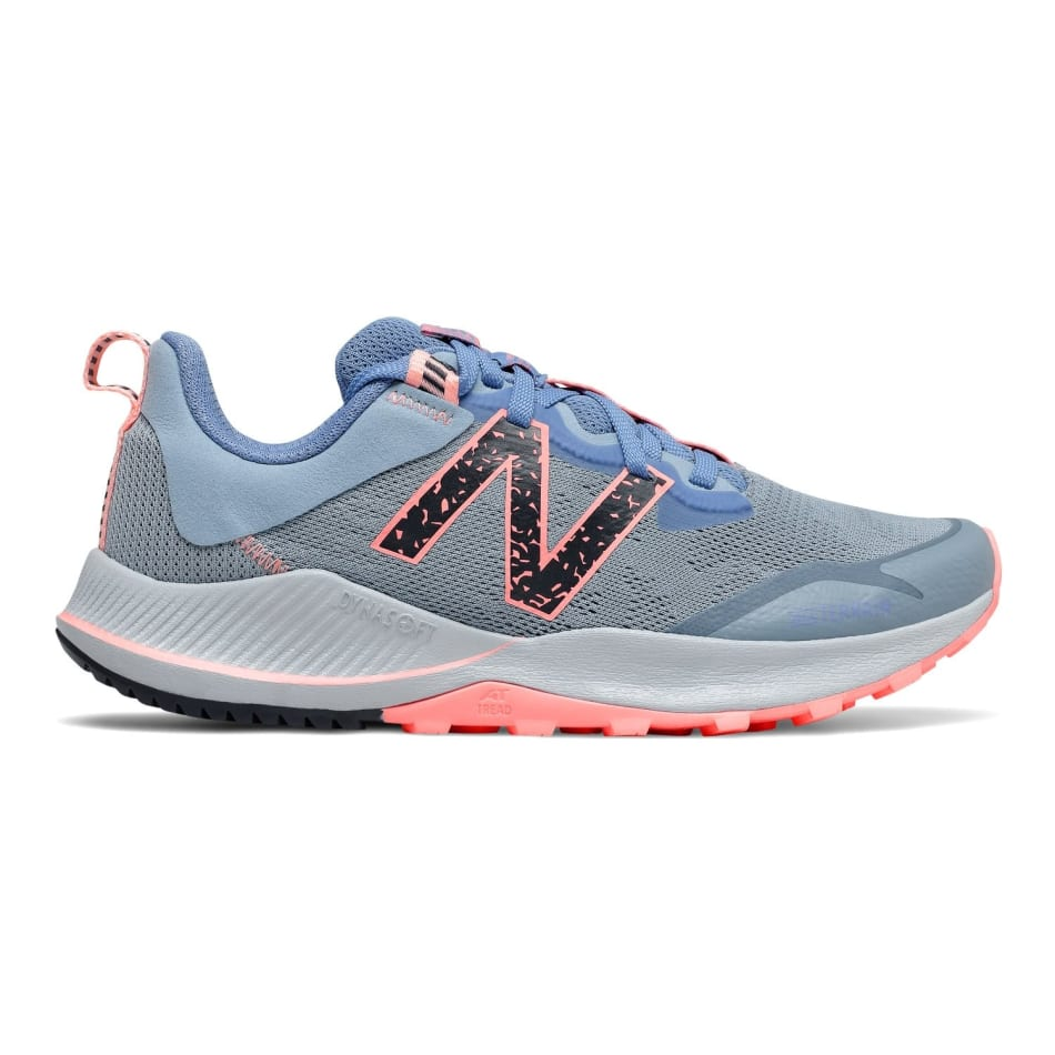 New Balance Women's Dynasoft Nitrel Trail Running Shoes, product, variation 1