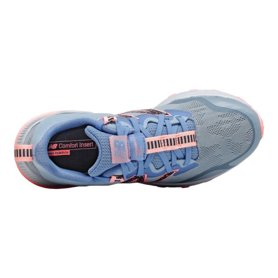 New Balance Women's Dynasoft Nitrel Trail Running Shoes, product, variation 3