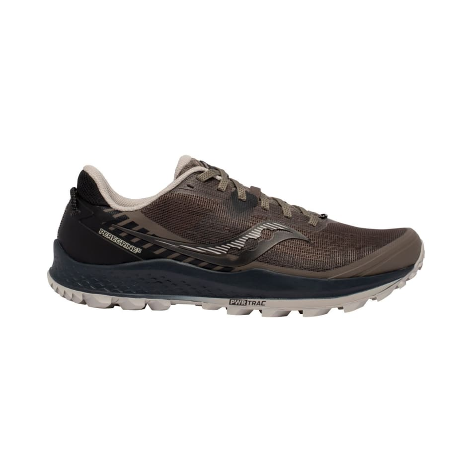 Saucony Men's Peregrine 11 Trail Running Shoes, product, variation 1