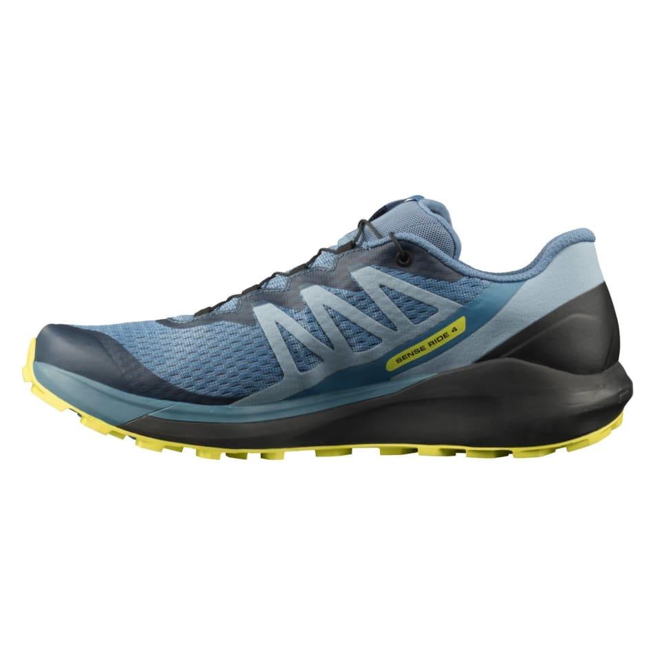Salomon Men's Sense Ride 4 Trail Running Shoes, product, variation 3