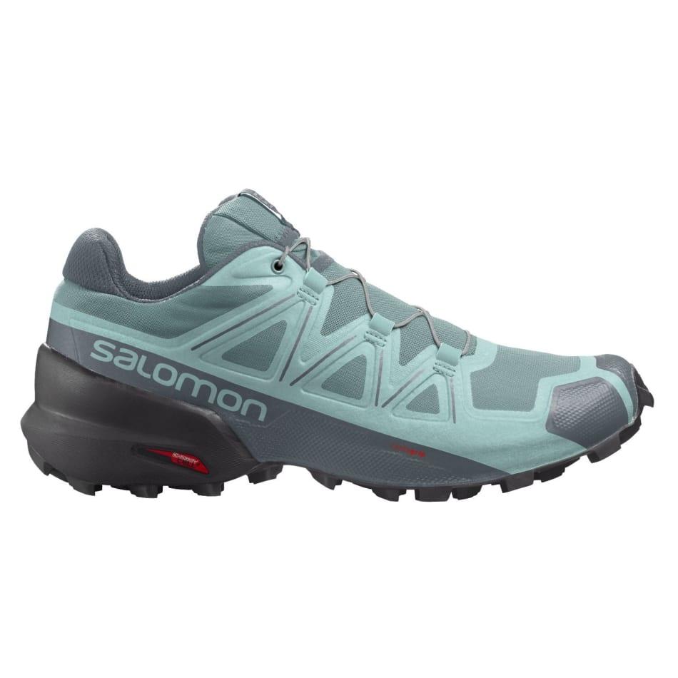 Salomon Women's Speedcross 5 Trail Running Shoes, product, variation 1