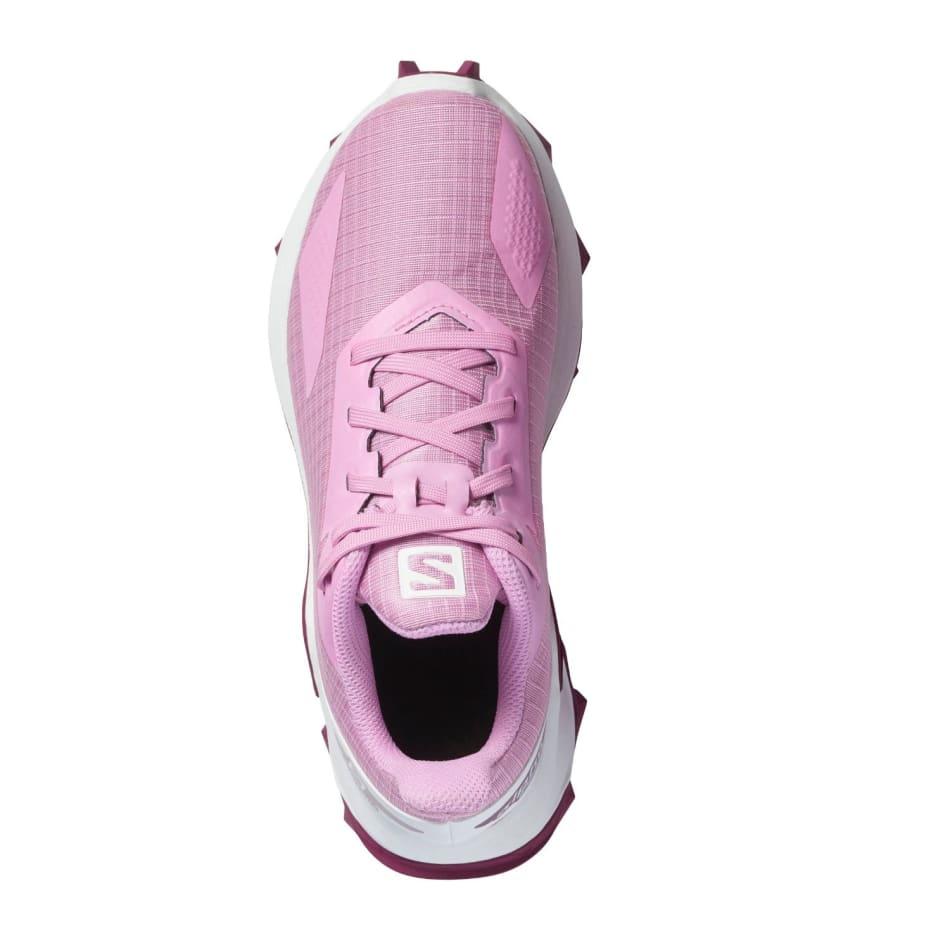 Salomon Jnr Alphacross Girls Off-Road Shoes, product, variation 4