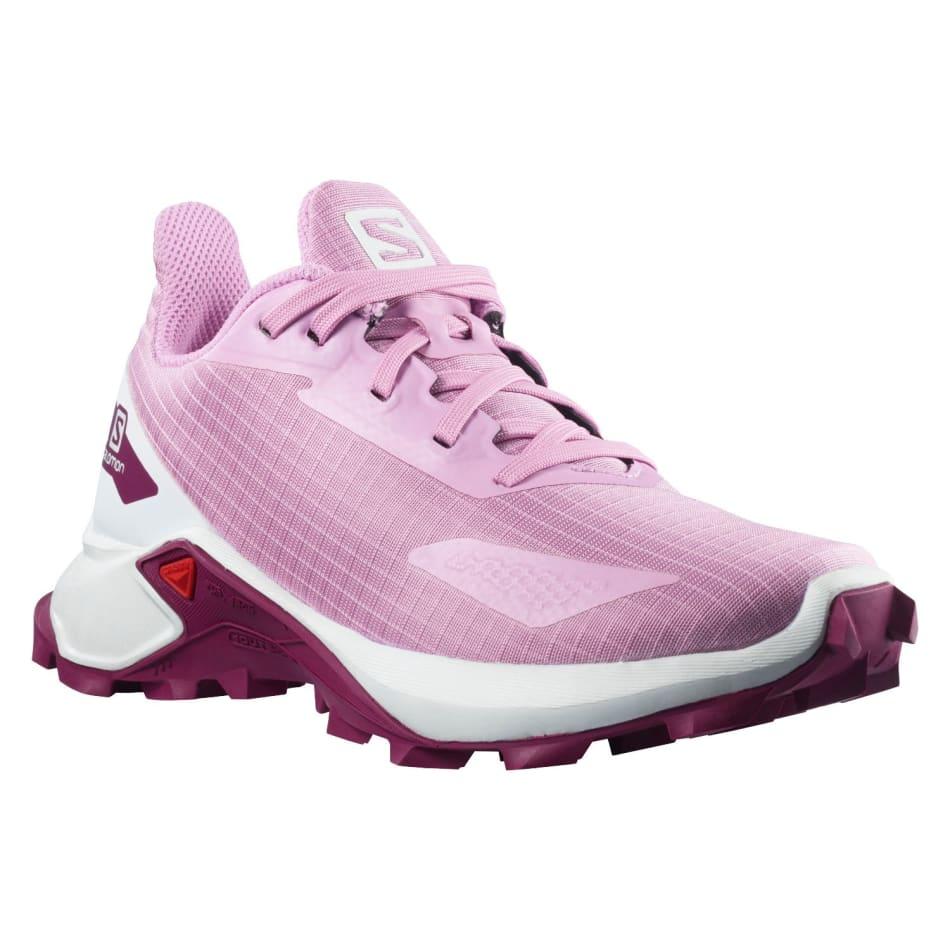 Salomon Jnr Alphacross Girls Off-Road Shoes, product, variation 7