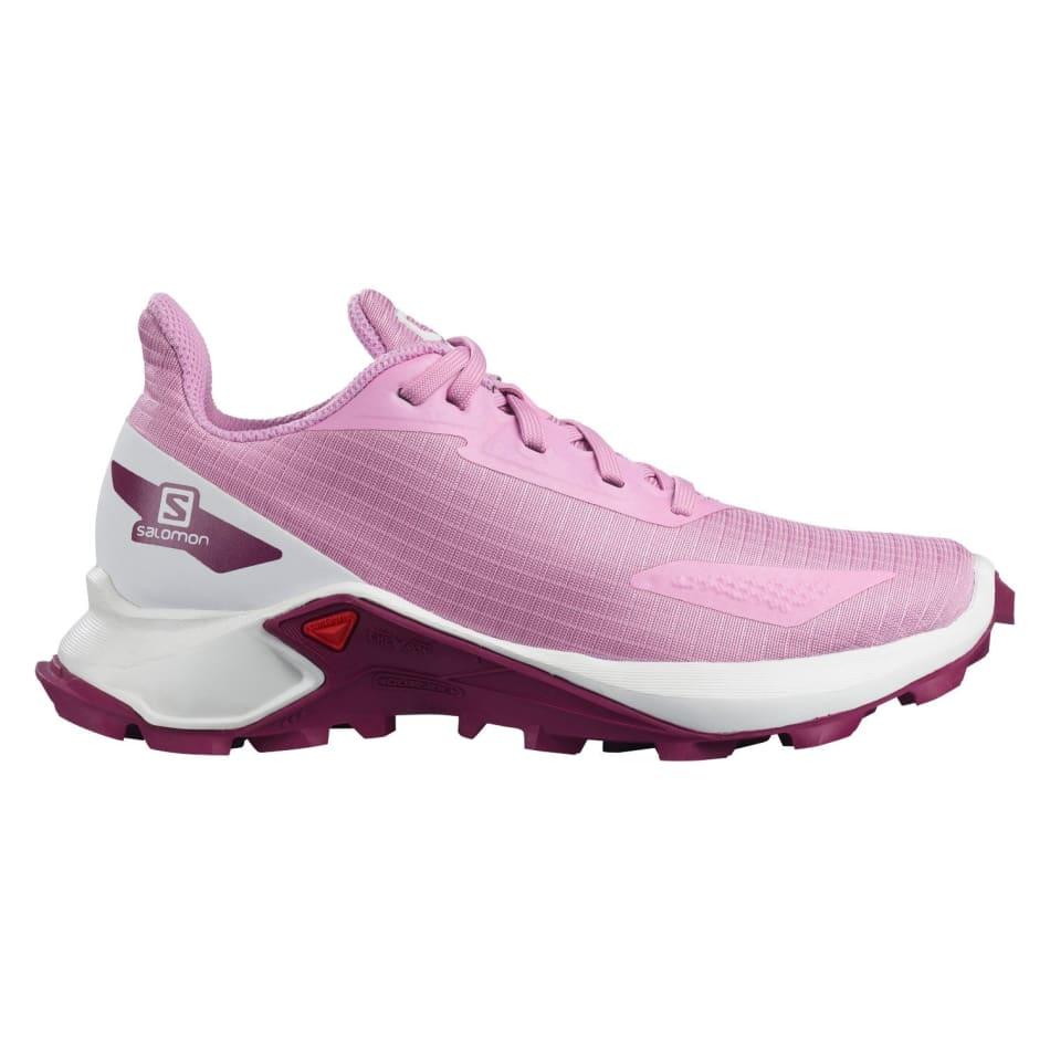 Salomon Jnr Alphacross Girls Off-Road Shoes, product, variation 2