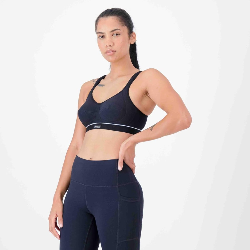 Shock Absorber Women's High Impact Cotton 2 Pack Sports Bra, product, variation 7