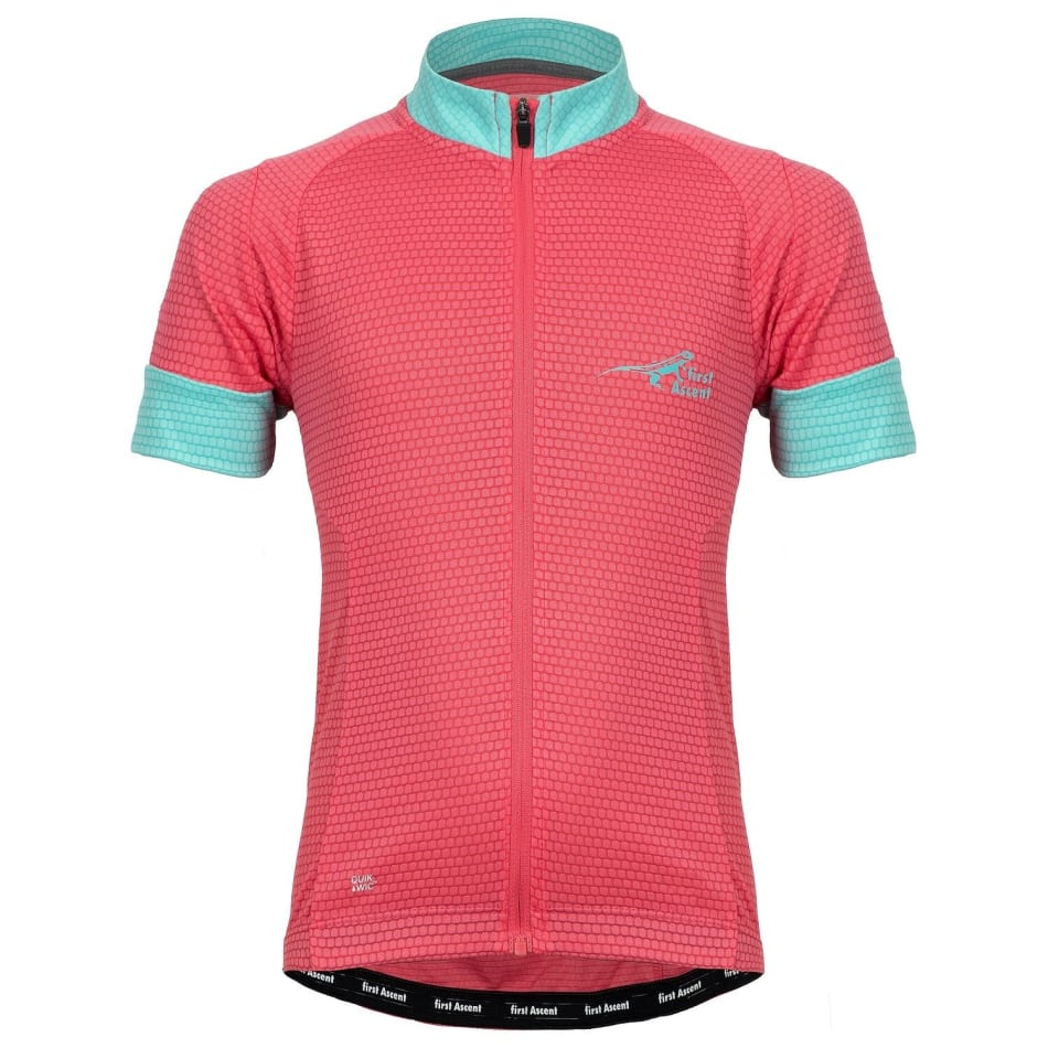 First Ascent Junior Rascal Cycling Jersey, product, variation 1