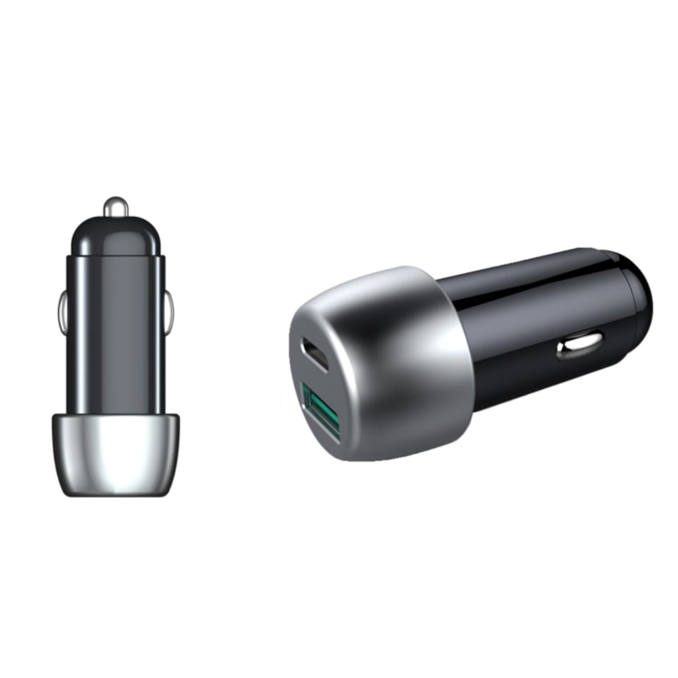 RED-E Dual Car Charger, product, variation 1