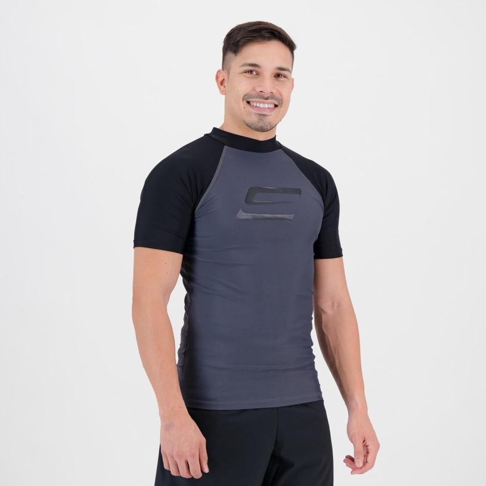 Second Skins Men's Iconic Short Sleeve Rashvest, product, variation 1