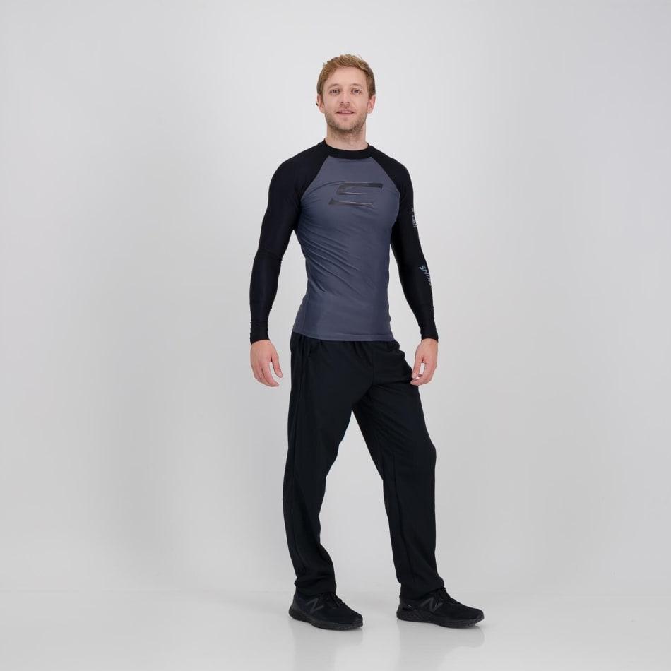 Second Skins Men's Iconic Long Sleeve Rashvest, product, variation 5
