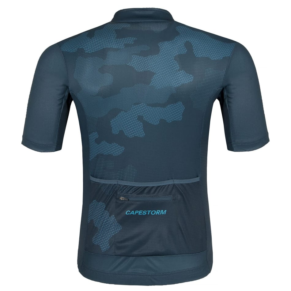 Capestorm Men's Gravel Crusher Cycling Jersey, product, variation 2