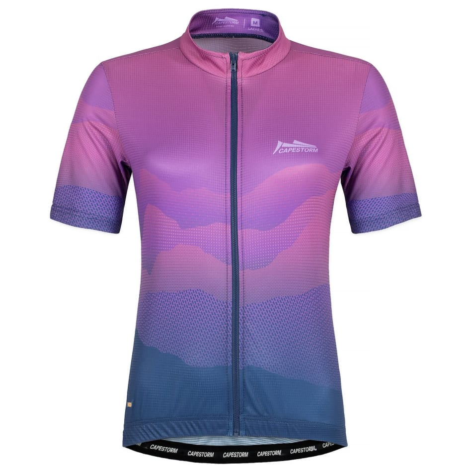 Capestorm Women's Mountain Trail Cycling Jersey, product, variation 1