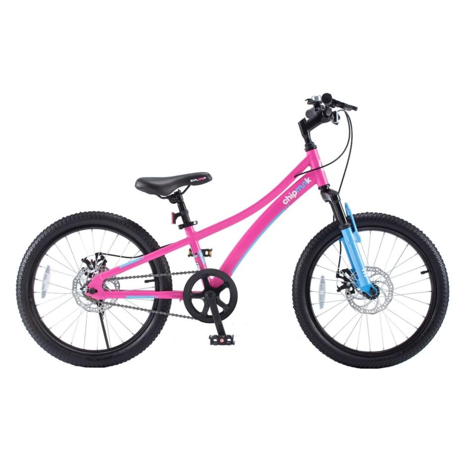 "Chipmunk Girls Explorer 20"" Bike, product, variation 1"