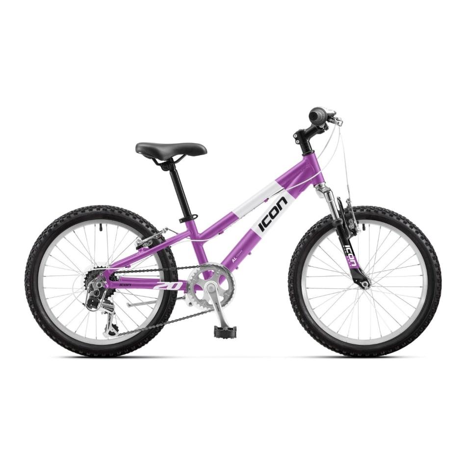 "Icon Girls 20"" Bike, product, variation 1"