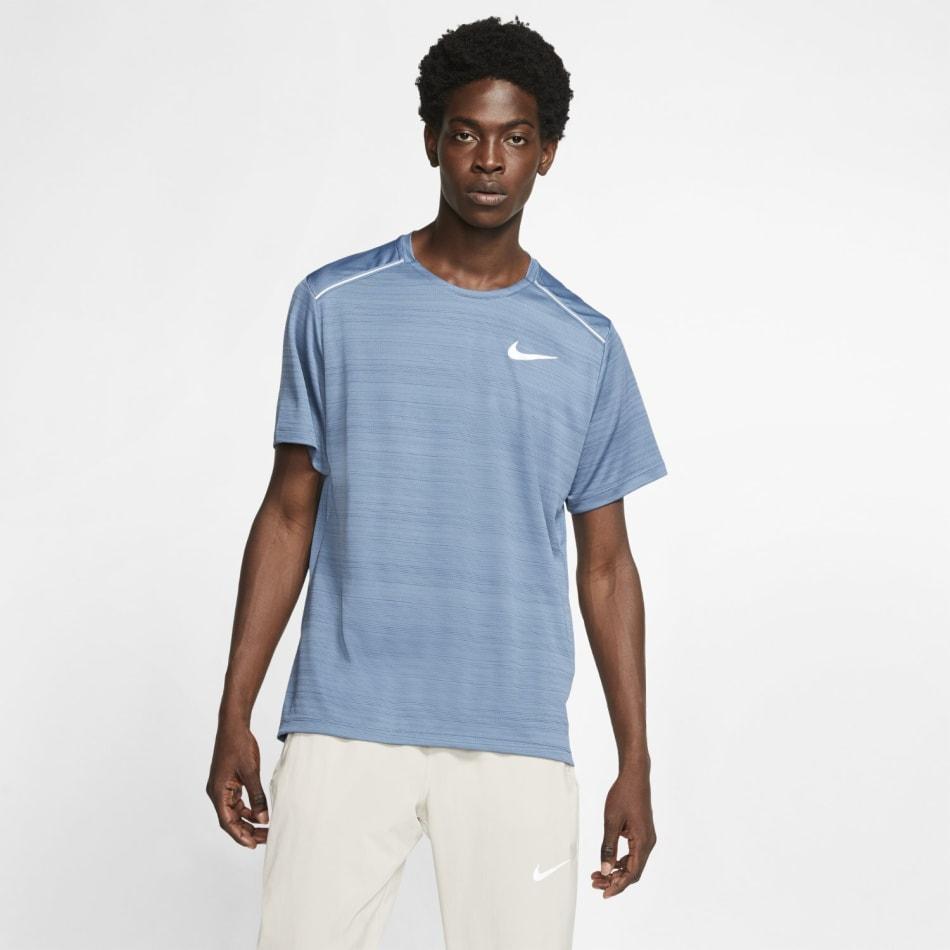Nike Men's Dri Fit Miler Tee, product, variation 2