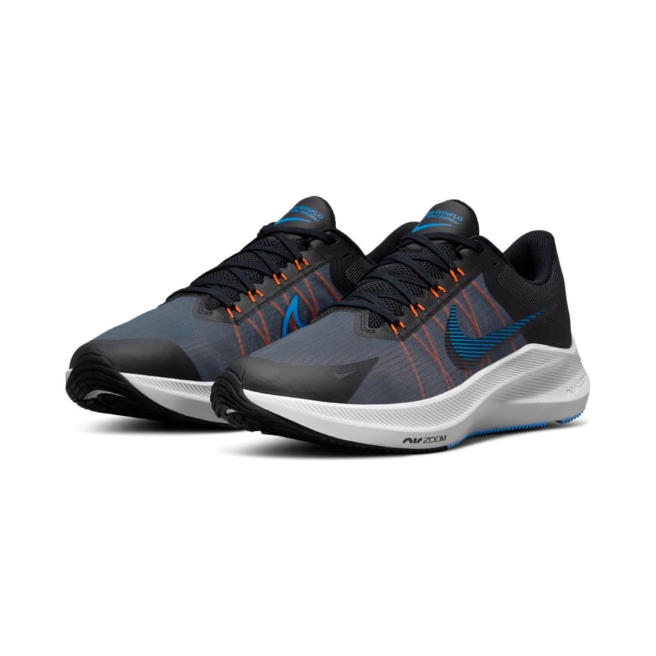 Nike Men's Zoom Winflo 8 Road Running Shoes, product, variation 7
