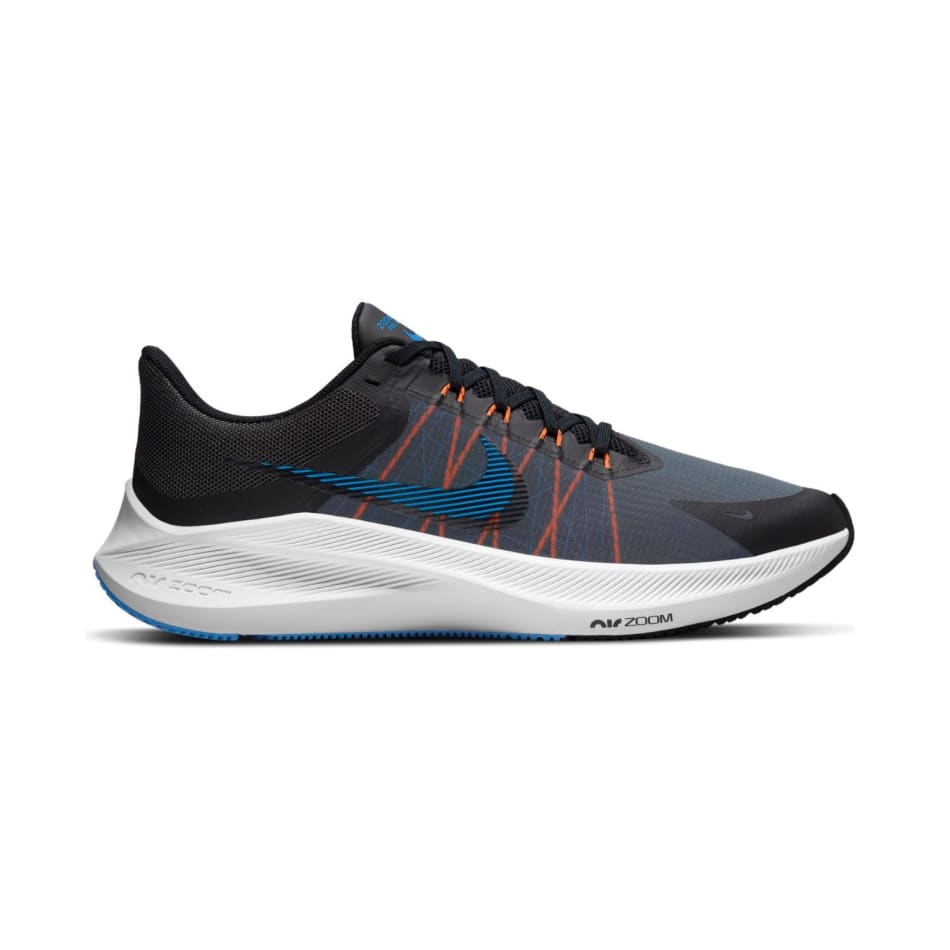 Nike Men's Zoom Winflo 8 Road Running Shoes, product, variation 2