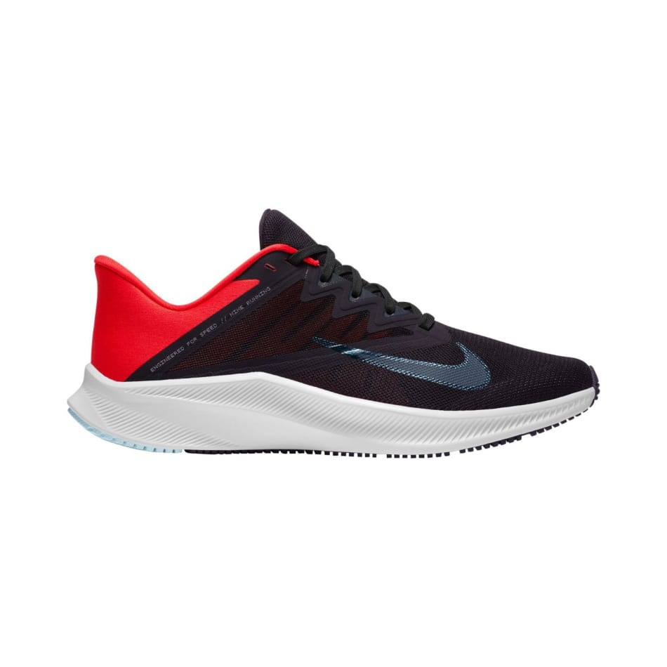 Nike Men's Quest 3 Road Running Shoes, product, variation 1