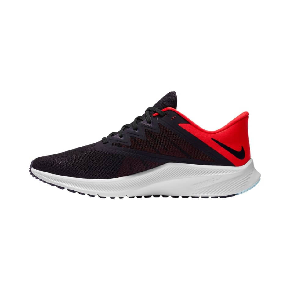 Nike Men's Quest 3 Road Running Shoes, product, variation 3