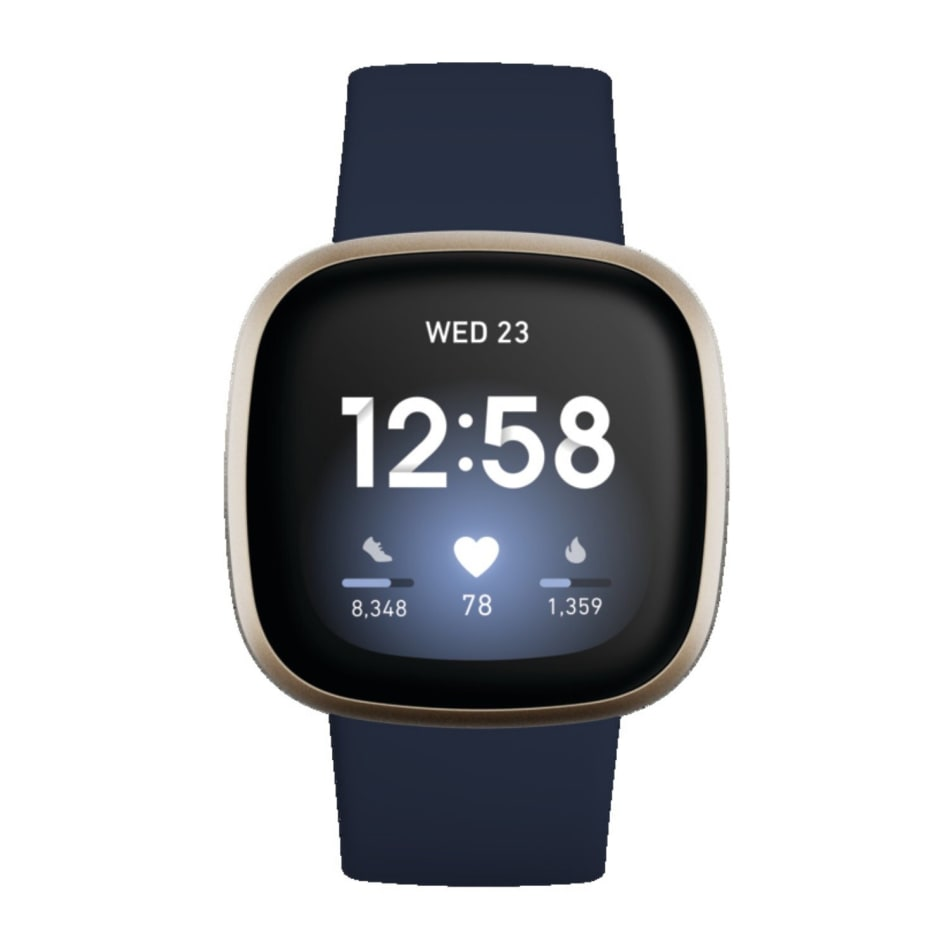 Fitbit Versa 3 Fitness Smartwatch, product, variation 6
