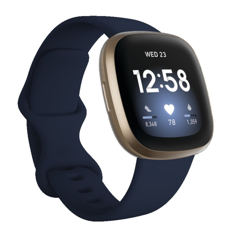 Fitbit Versa 3 Fitness Smartwatch, product, variation 7