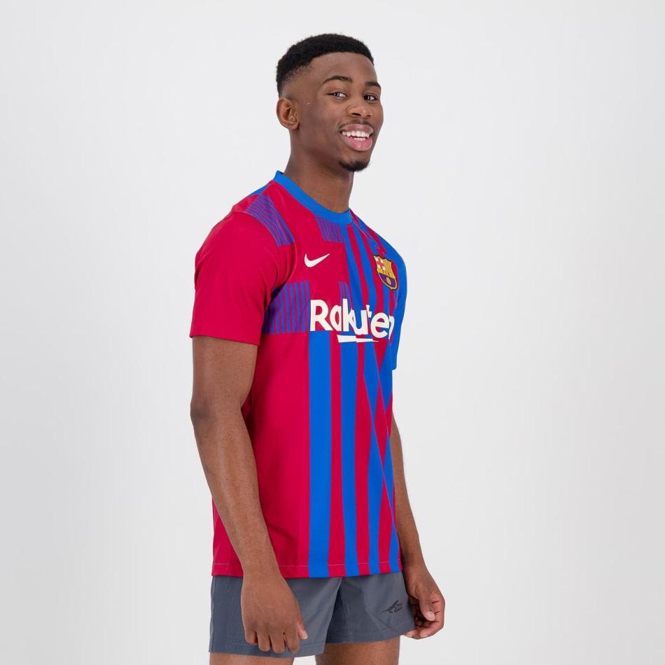 Barcelona Men's Home 21/22 Soccer Jersey, product, variation 3