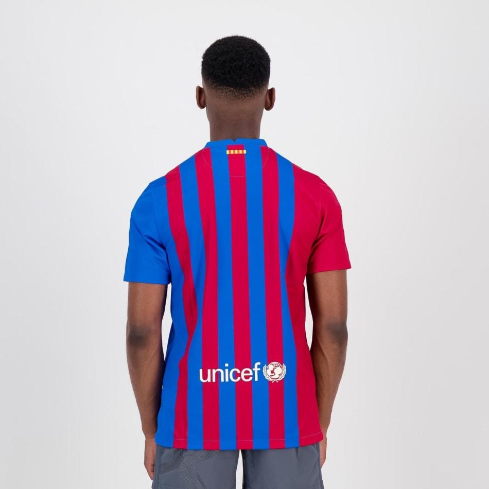 Barcelona Men's Home 21/22 Soccer Jersey, product, variation 5