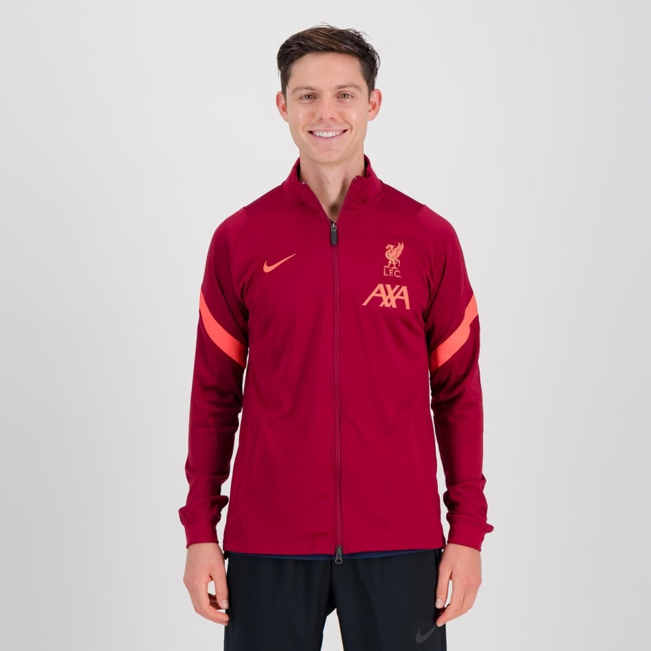 Liverpool Men's 21/22 Track Jacket, product, variation 1