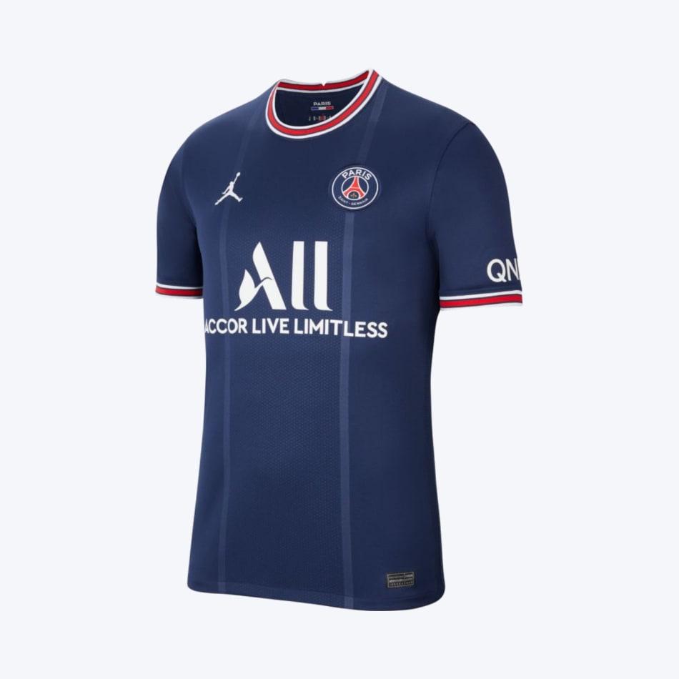PSG Men's Home 21/22 Soccer Jersey, product, variation 1