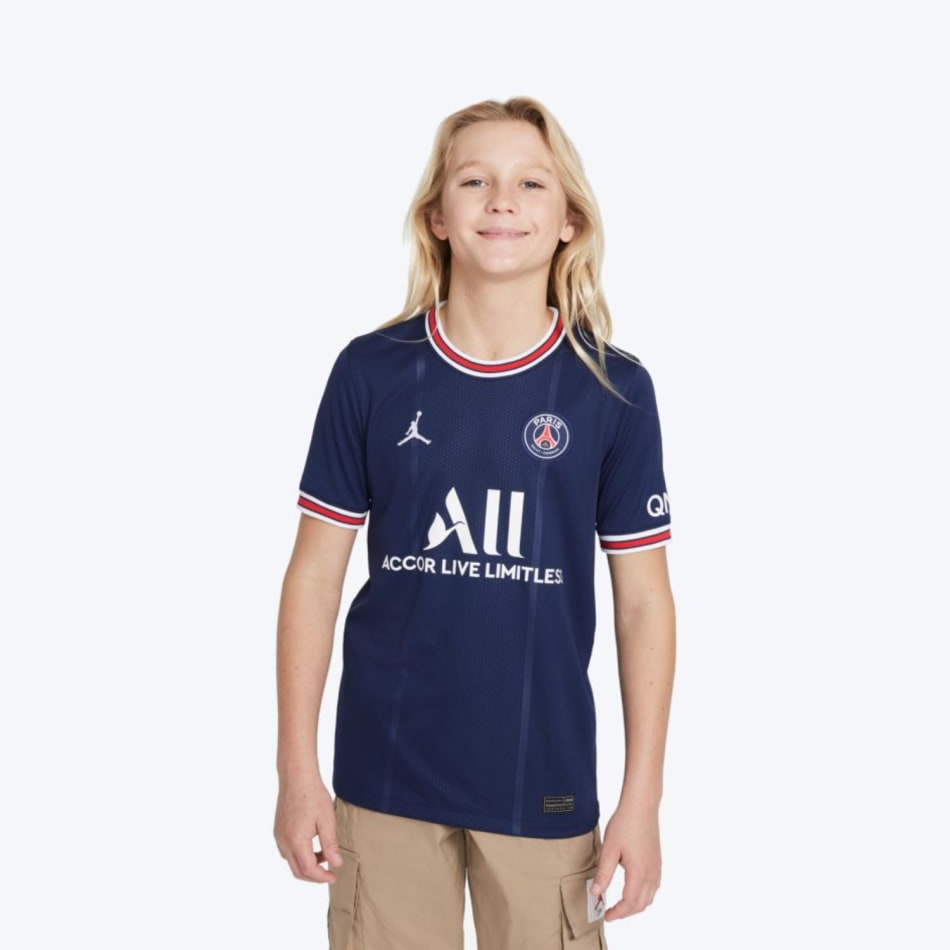 PSG Junior Home 21/22 Soccer Jersey, product, variation 1