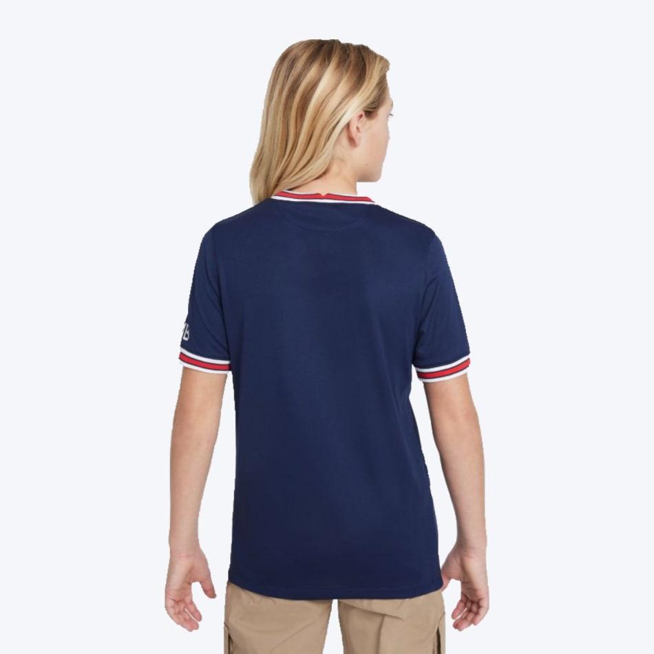 PSG Junior Home 21/22 Soccer Jersey, product, variation 2