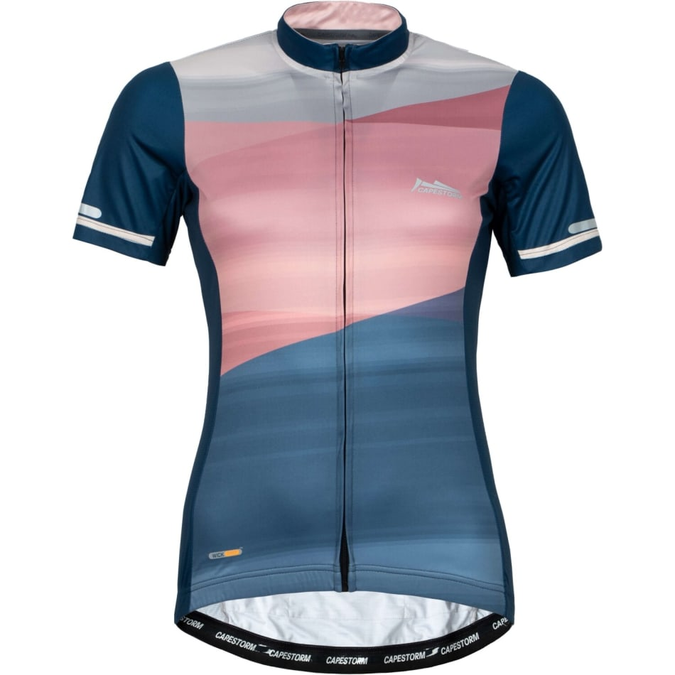 Capestorm Women's Sunrise Cycling Jersey, product, variation 1