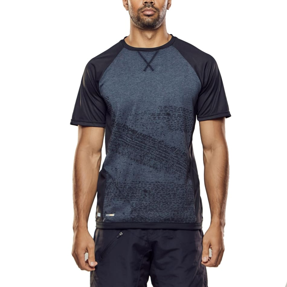 Capestorm Men's Switchback Mountain Bike Tee, product, variation 3