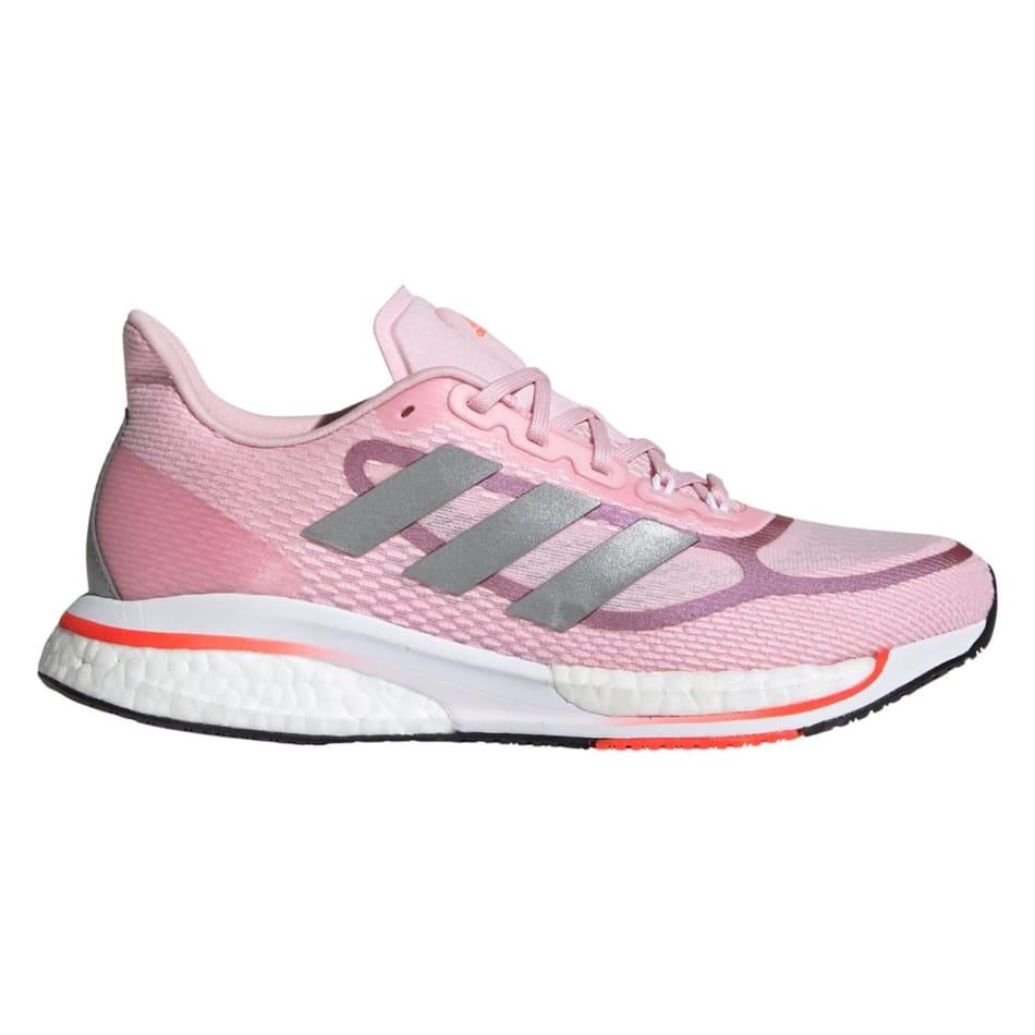 adidas Women's Supernova+  Road Running Shoes, product, variation 1