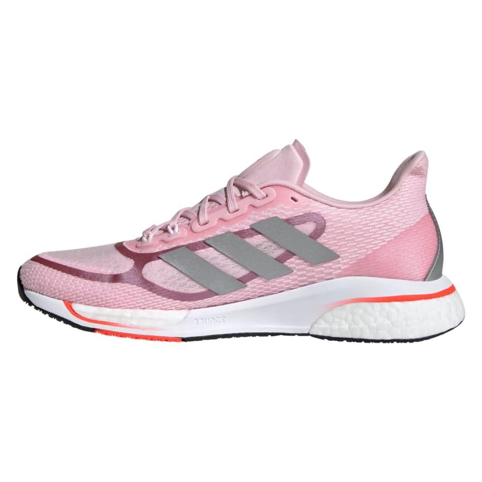 adidas Women's Supernova+  Road Running Shoes, product, variation 3