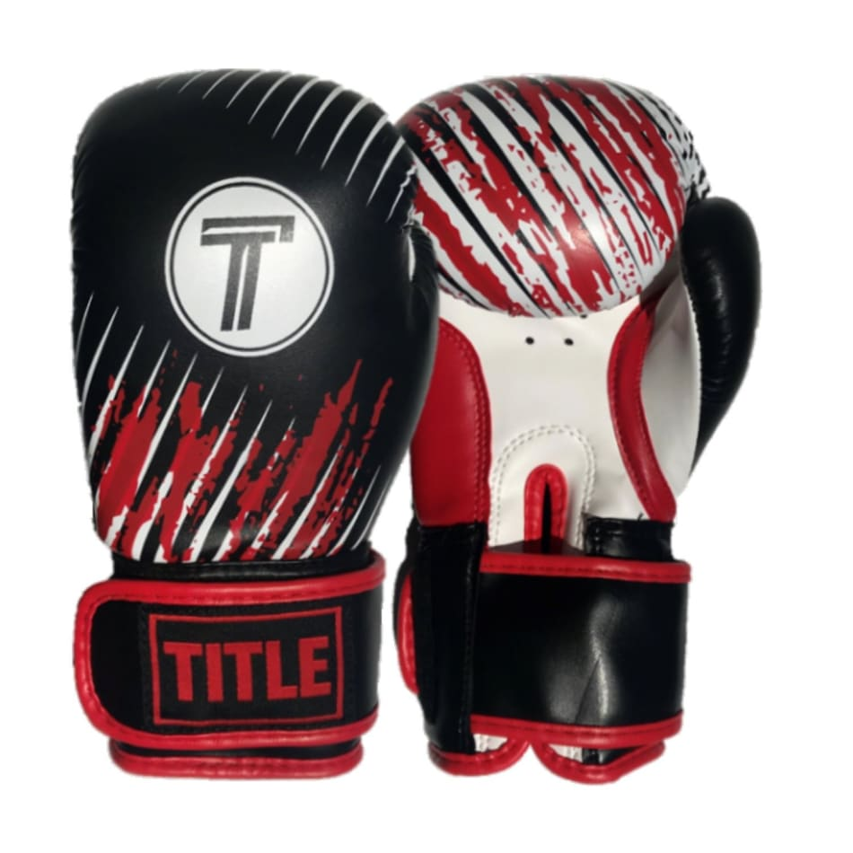 Title Impact Junior Boxing Glove, product, variation 1