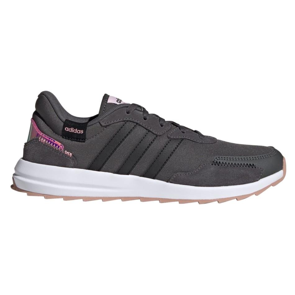 adidas Women's Retro Run Athleisure Shoes, product, variation 1