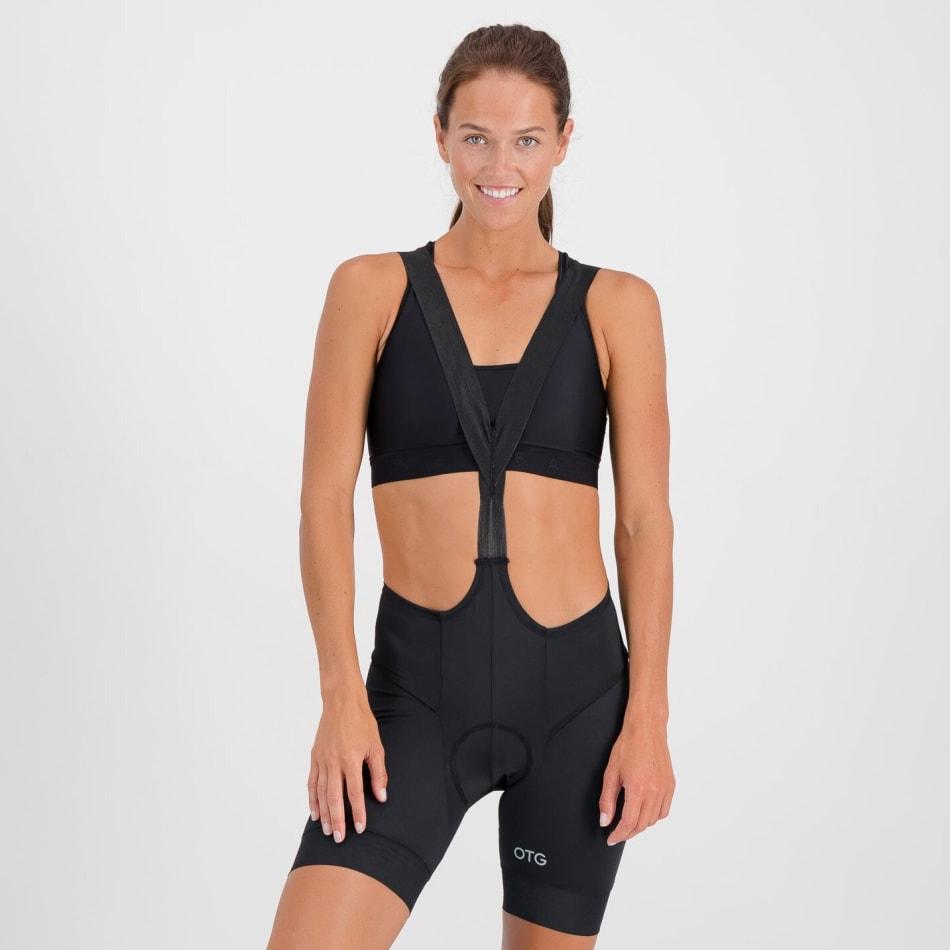 OTG Women's Danseuse Bib Cycling Short, product, variation 1