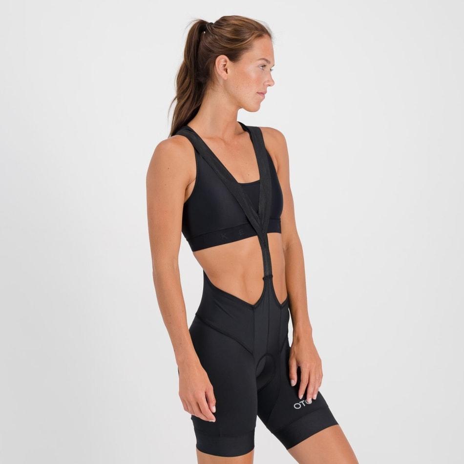 OTG Women's Danseuse Bib Cycling Short, product, variation 2