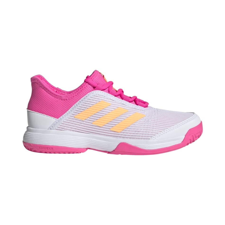 adidas Jnr Adizero Club Girls Tennis Shoes, product, variation 1