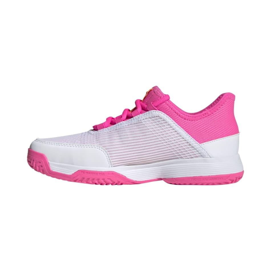 adidas Jnr Adizero Club Girls Tennis Shoes, product, variation 2