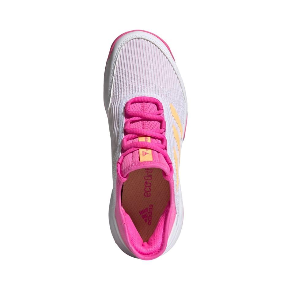 adidas Jnr Adizero Club Girls Tennis Shoes, product, variation 3