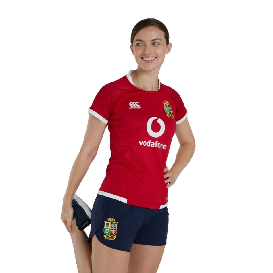 British and Irish Lions Ladies 2021 Rugby Jersey, product, variation 2