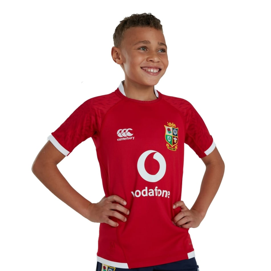 British and Irish Lions Kids 2021 Rugby Jersey, product, variation 1