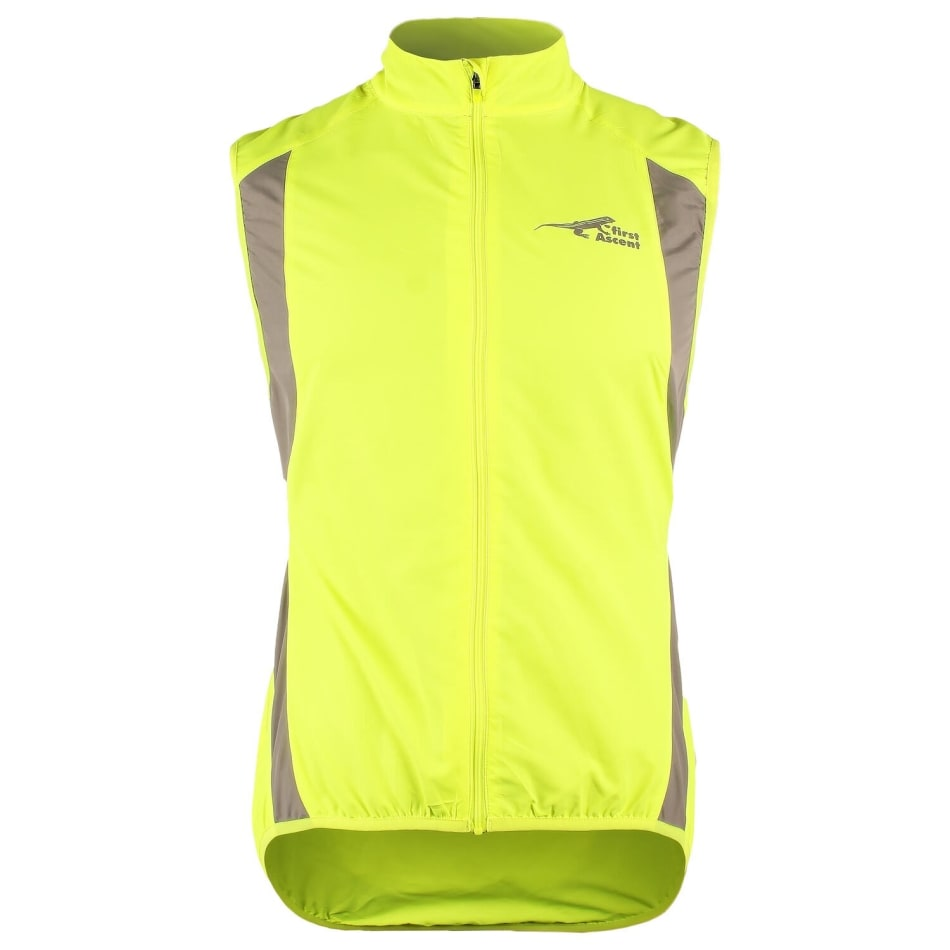 First Ascent Men's Surgent Cycling Gilet, product, variation 2