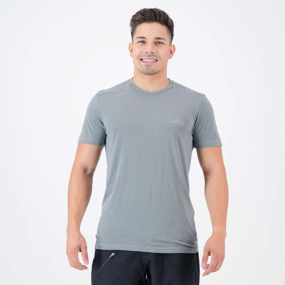 First Ascent Men's All the Way Tee, product, variation 1