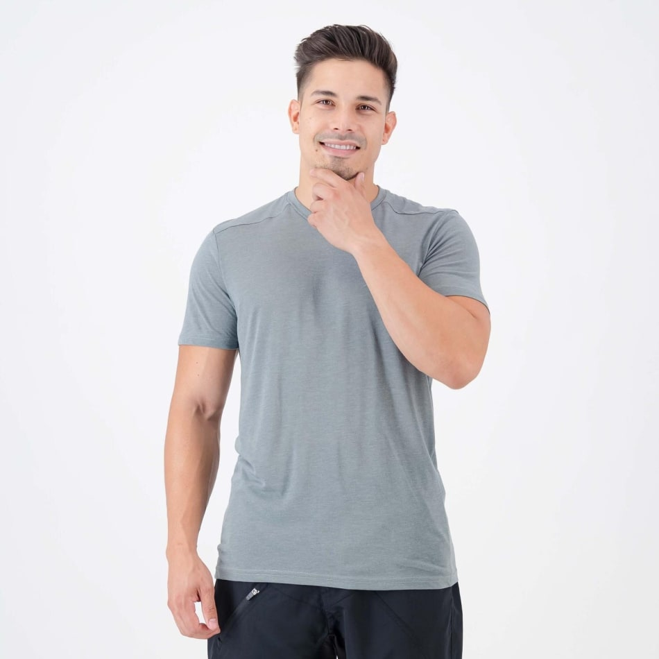 First Ascent Men's All the Way Tee, product, variation 4